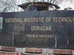 Jammu and Kashmir: NIT Srinagar hosts virtual lecture on 'building new start ups'
