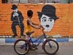 Kolkata: Where walls breathe art