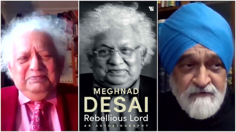 India is collection of nations, like Europe: Lord Meghnad Desai