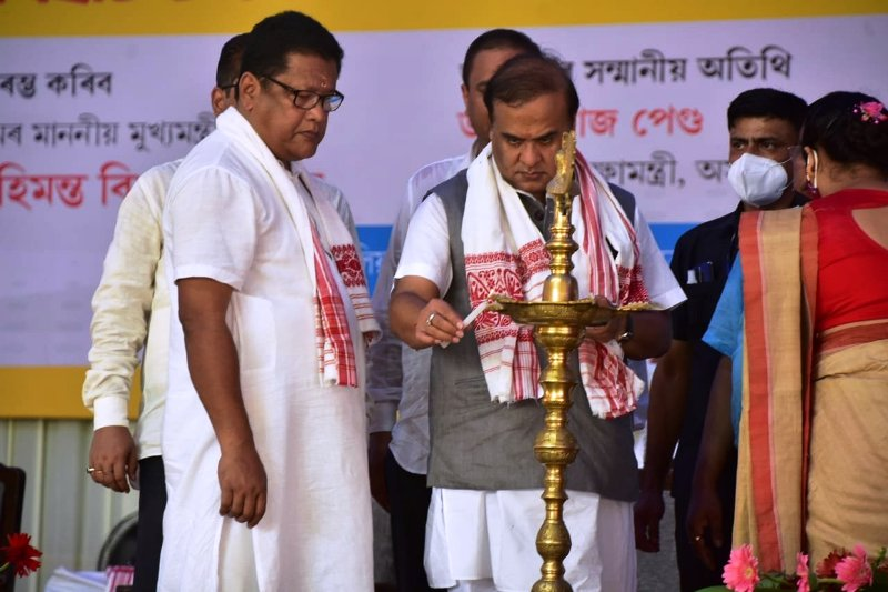 Assam govt to set up one college in each development block in coming days: Himanta Biswa Sarma