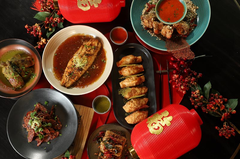 JWMarriott Kolkata hosts special spread to welcome the Year of the Ox