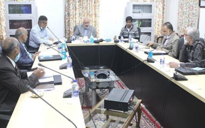 Central University of Kashmir holds 26th meeting of executive council