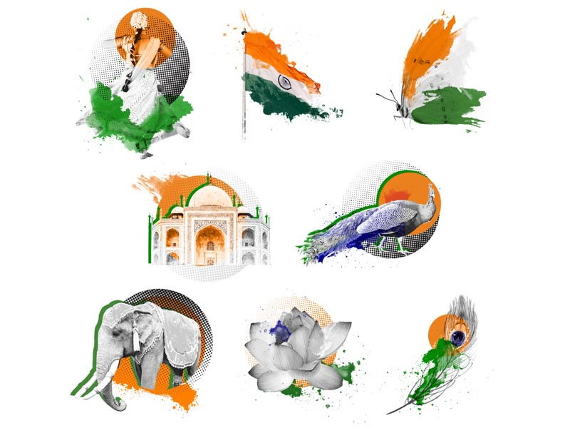 PicsArt releases special stickers to celebrate India's 72nd Republic Day