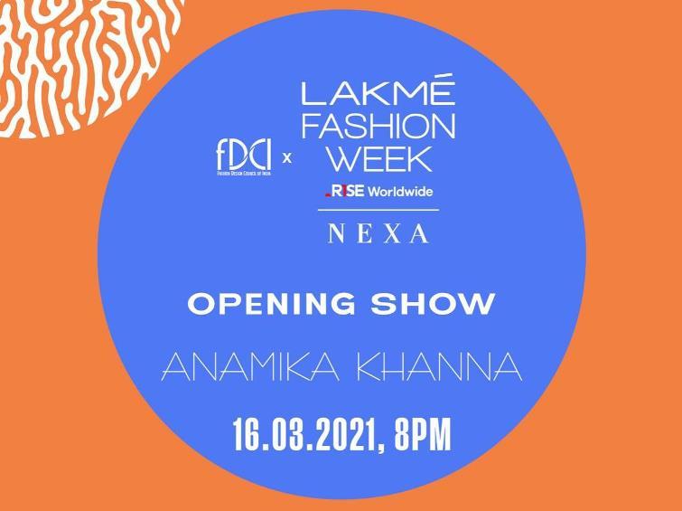 FDCI X Lakmé Fashion Week goes phygital this season, Anamika Khanna to open show