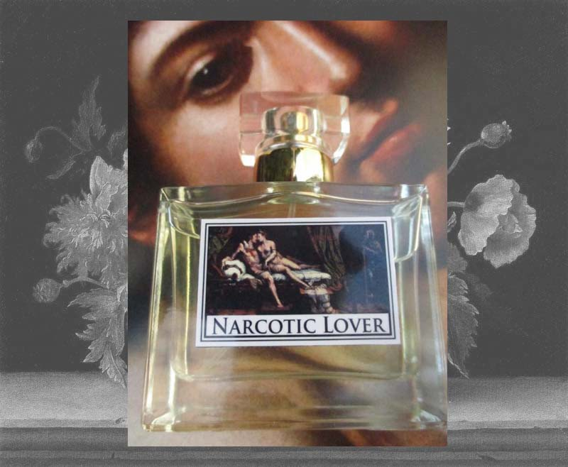 New perfume 'Narcotic Lover' enters 50 billion dollar annual fragrance industry