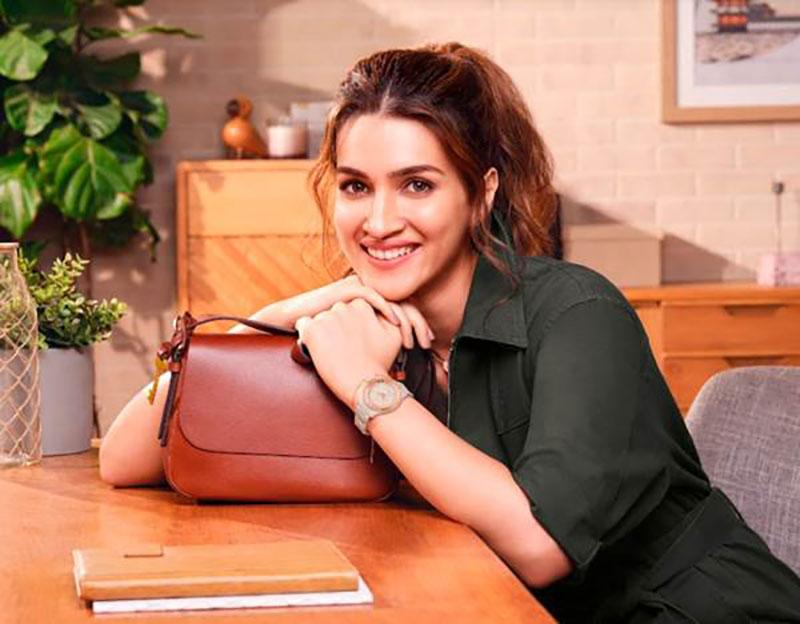 Kriti Sanon becomes Fossil's brand ambassador