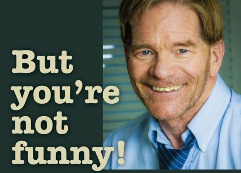 Podcast Review: 'But You're Not Funny!' sends powerful messages to people across the world