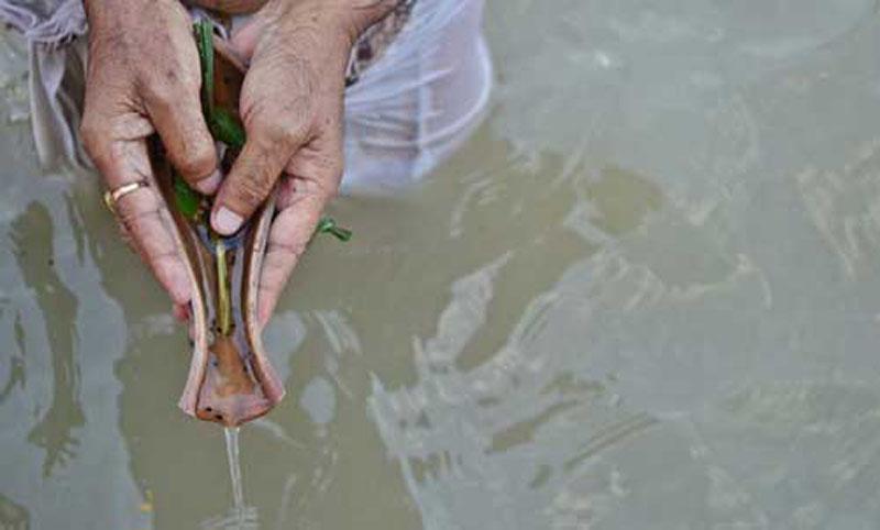 Countdown begins: Bengalis observe Mahalaya, gear up for Durga Puja festival