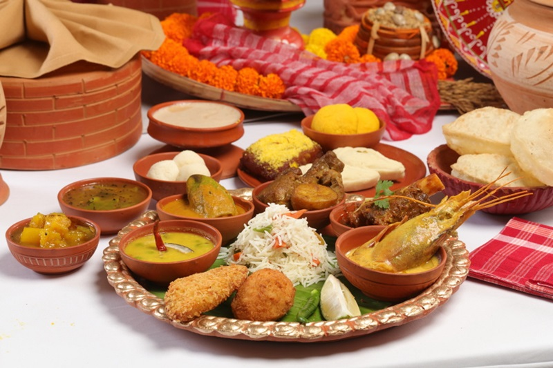 Enjoy a sumptuous Bengali New Year spread at these two luxury addresses in Kolkata