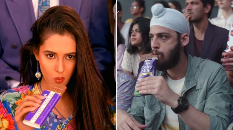 Popular 90s Cadbury ad recreated in 2021 but with a gender swap. Netizens elated