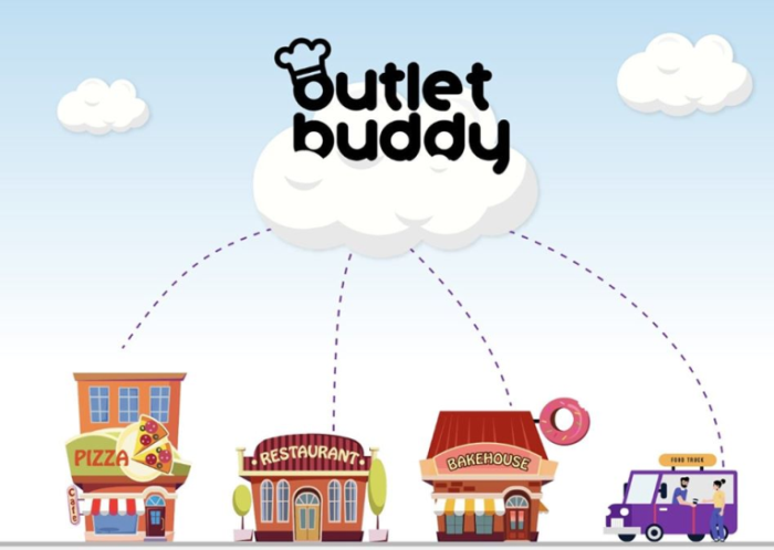 Cloud kitchen Outlet Buddy starts home delivery amid Covid-19 pandemic