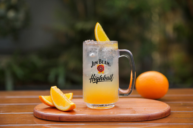 Highballs for a refreshing summer, at The Grid till April 30