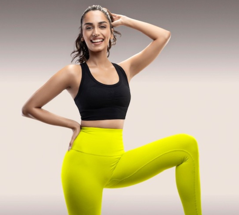 Adidas celebrates launch of 'Watch Us Move Campaign' with Manushi Chhillar