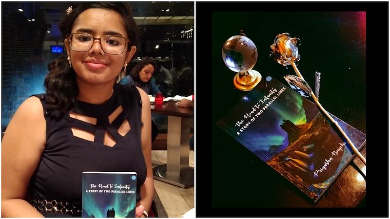 Paulo Coelho's The Alchemist was my trigger to tell stories, says debut writer Priyasha Bagchi
