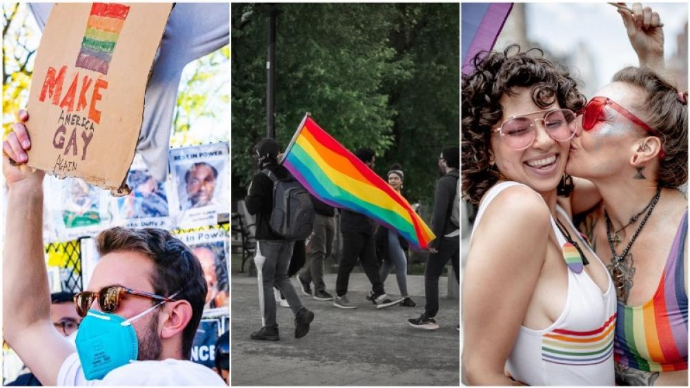 LGBTQ numbers swell up in the US as Generation Z openly embrace sexuality