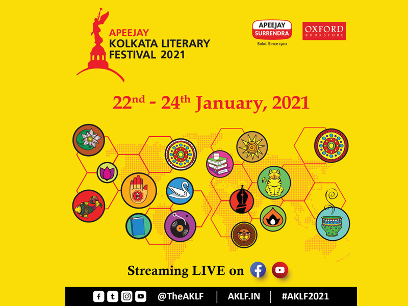 Apeejay Kolkata Literary Festival 2021 announces its line up of speakers for this year