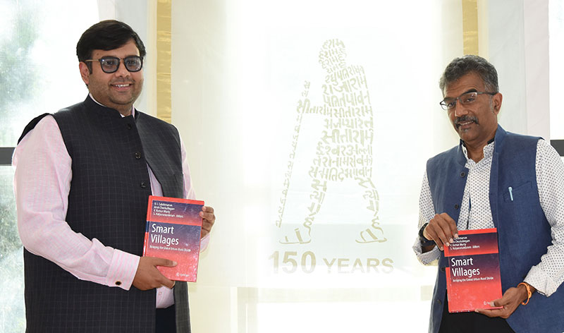 Zoho founder Sridhar Vembu launches book on smart villages