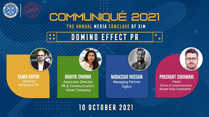 Odisha: Xavier Institute of Management to host media conclave Communique on Oct 10