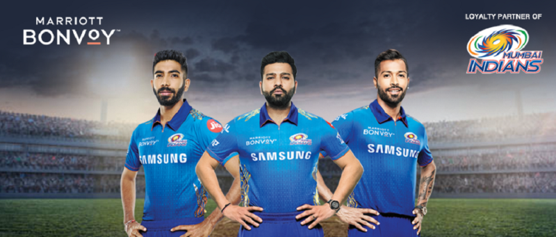 Marriott Bonvoy collaborates with Mumbai Indians to offer exclusive benefits to members