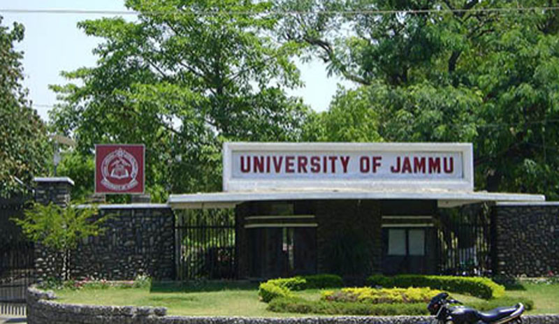 Jammu and Kashmir: JU asks students, scholars to leave hostels within week