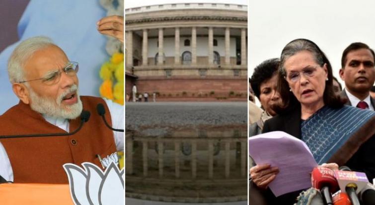 Parliament Budget Session: LIVE Updates