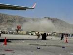 Afghanistan conflict LIVE: Blasts rock Kabul