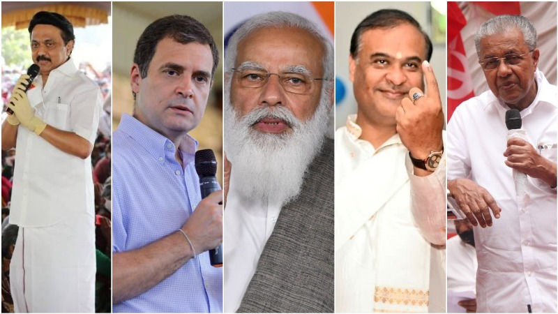 LIVE: Results of Assembly Elections 2021