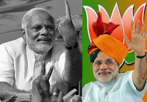Modi thanks voters for landslide support