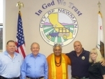 Hindu invocation opens California's Newman City Council