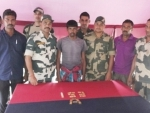 BSF seizes gold consignment, arrests one