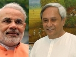 Patnaik meets Modi; won't support BJP in RS