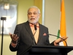 World is looking at India with renewed respect, blogs Modi
