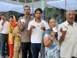 Voting underway in Assam, Goa, Sikkim, Tripura