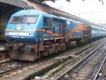 Two die in train collision in Uttar Pradesh