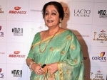 Kirron Kher accompanies father who casts his vote