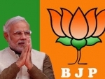 BJP manifesto focuses on strong economy, terror fight