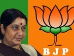 It is purely BJP's victory: Sushma