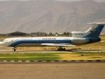 Passenger plane crashes in Iran