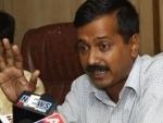 Kejriwal reaches Varanasi for campaign