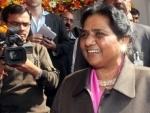 Maya slams Modi over 'Ambedkar' claims