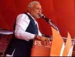 Have sold tea, not nation: Narendra Modi