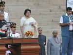Nitin Gadkari takes charge of Ministry of Rural Development