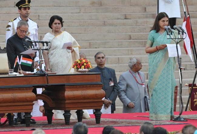 Maneka Gandhi to initiate 'Beti Bachao Beti Padhao' scheme
