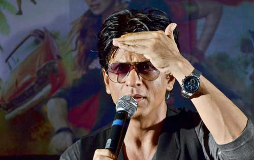Shah Rukh Khan prays for 'better times' in WB