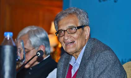 Modi is not my favourite: Amartya Sen