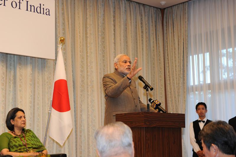 Japan visit successful: Narendra Modi