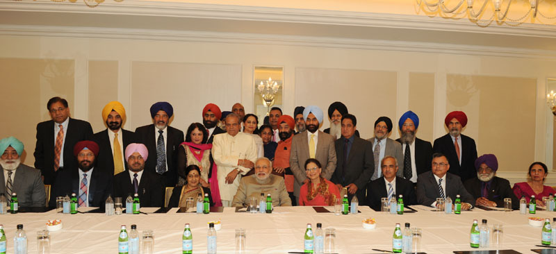 Sikh delegation from US and Canada calls on PM