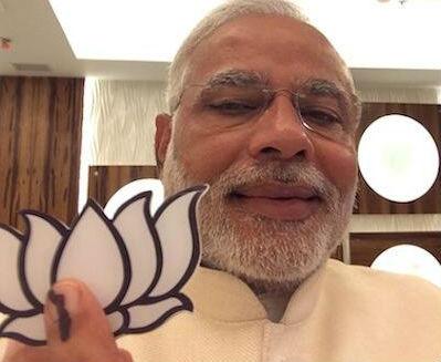 Modi's lotus controversy: EC seeks report