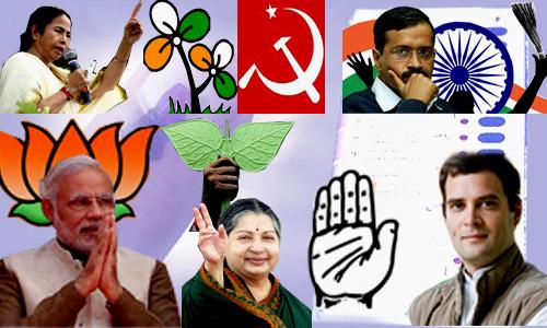 Lok Sabha polls counting: Trends at 9.30 am