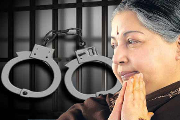 Jayalalithaa taken to hospital after conviction